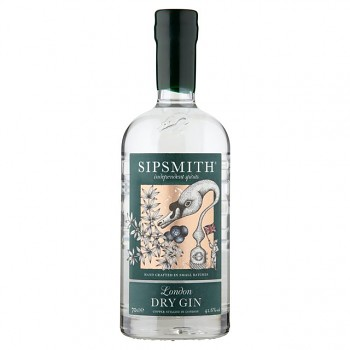 SIPSMITH London Dry Gin 0.7l 41.6%