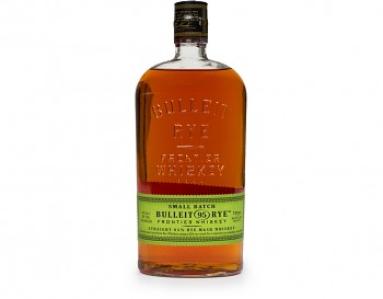 BULLEIT BOURBON WHISKEY RYE 1l 45%