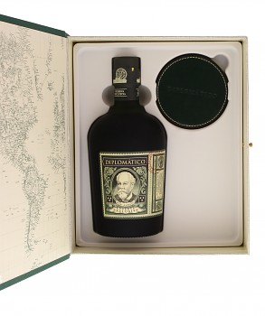 DIPLOMATICO 12YO BOOK BOX 0.7l 40%