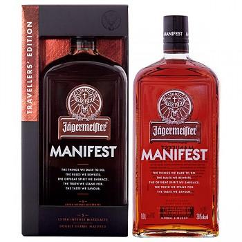 JAGERMAISTER MANIFEST 1l 38%