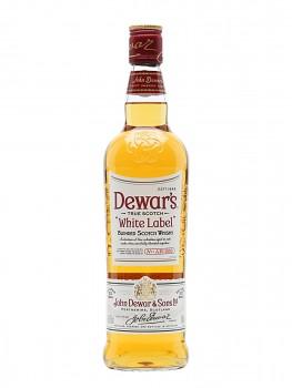 DEWAR`S WHITE LABEL 0.7L 40%