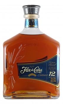 FLOR DE CANA 12YO 1l  40%