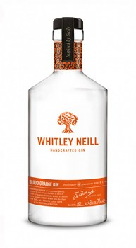 WHITLEY NEILL BLOOD ORANGE 0,7l  43%