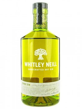 WHITLEY NEILL QUINCE GIN 0,7l  43%