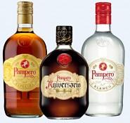 Pampero range new label 2015