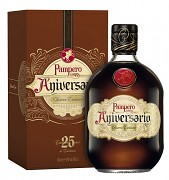 PAMPERO ANIVERSARIO 0,7l 40% GB