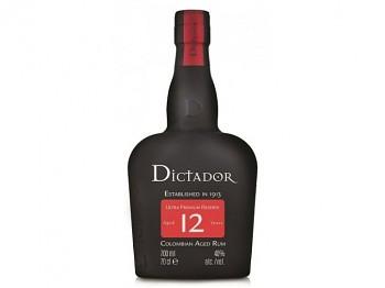 DICTADOR  SOLERA 12Y 0,7l   40%