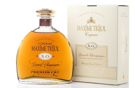 MAXIME TRIJOL CHAMPAGNE XO 40Y 0,7l40%