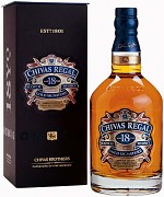 CHIVAS REGAL 18Y 0,7l 40%