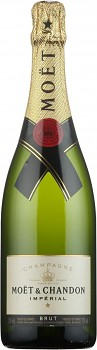 MOET & CHANDON BRUT IMPERIAL 0,75l 12%