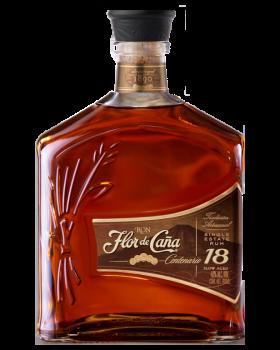 FLOR DE CANA GOLD 18YO 0,7l  40%