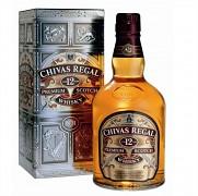 Chivas Regal 12 y v kartónku        70 cl 40%