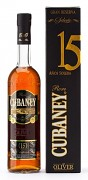 CUBANEY 15YO GB 0.7L 38%