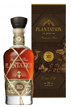 PLANTATION  20th ANNIVERSARY 0,7l 40%obj