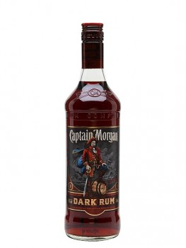 CAPTAIN MORGAN DARK 0,7l 40% obj.