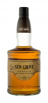 NEW GROVE  VANILLA 0,7l     26%
