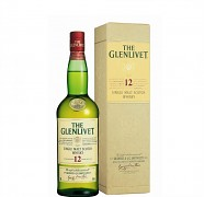 GLENLIVET 12YO 0,7l          40%