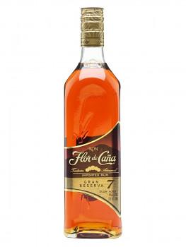 Flor de Cana  7y Rum           0,7 l  40%