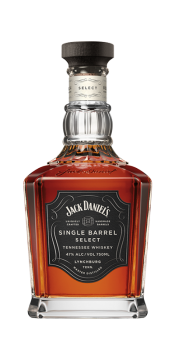 JACK DANIELS SINGLE BARREL 0,7l 45%