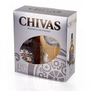 CHIVAS REGAL 12yo + sklo 0,7l 40%