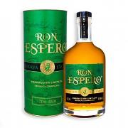 Ron Espero Reserva Exclusiva Solera 12 Tuba  0,7L 40%