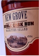 New Grove Double Cask  Merisier           0,7L  47%