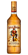 Captain Morgan Spiced Gold                          0,5 L 35%