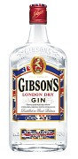 GIBSON's DRY GIN                          0,7L   37,5%