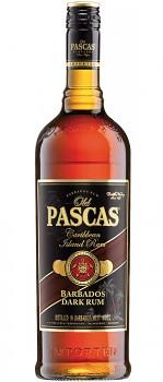 OLD PASCAS DARK BARBADOS 0,7l 37.5%