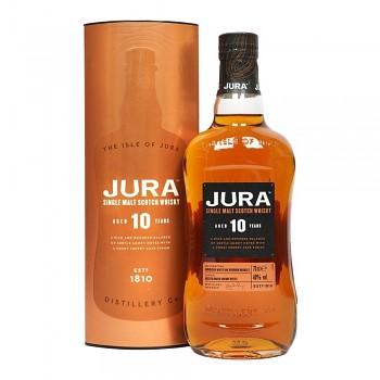 ISLE OF JURA  10YO 0,7l 40% TUBA