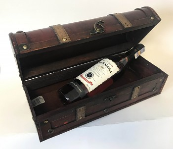 Contadora 10yo Wood Box                0,7L 40%