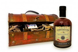 Contadora 15yo Wood Box                      0,7L 40%
