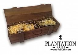 Plantation Original Dark Rum Wood Box      0,7L 40%