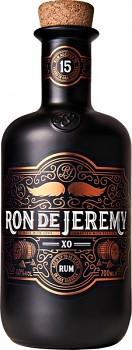 RON DE JEREMY XO 40%0,7l L.E(holá láhev)