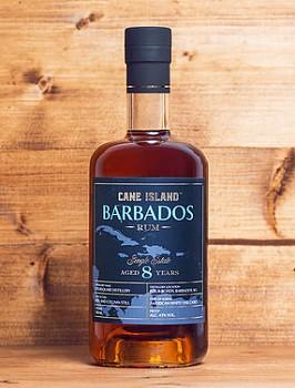 CANE ISLAND BARBADOS 8YO 0.7l 43%