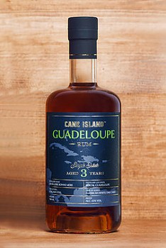 CANE ISLAND GUADELOUPE 3Y 0,7l 43% obj.