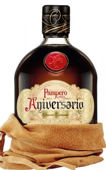 PAMPERO ANIVERSARIO 0,7l 40% kůže obj.
