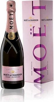 MOET & CHANDON ROSE IMPERIAL 0,75l 12%