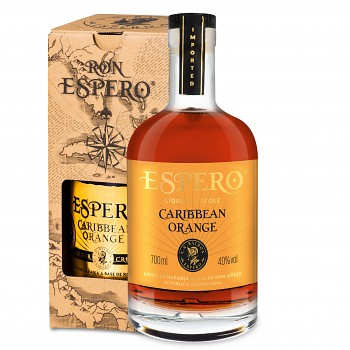 ESPERO CREOLE ORANGE GB 0,7l 40%