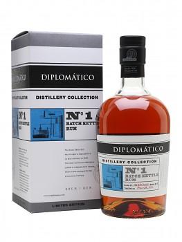 DIPLOMATICO BATCH KETTLE No.1 0,7l 47%