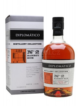 DIPLOMATICO No.2 BARBET COLUMN 0,7 47%