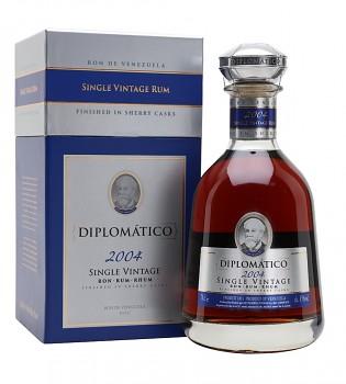 DIPLOMATICO VINTAGE 2004 0,7l 43% L.E