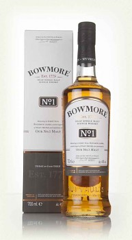 BOWMORE No.1  0,7l 40%