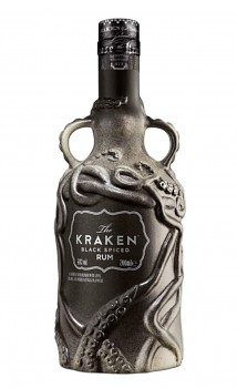 KRAKEN BLACK SPICED 0,7l 40% CERAMIC