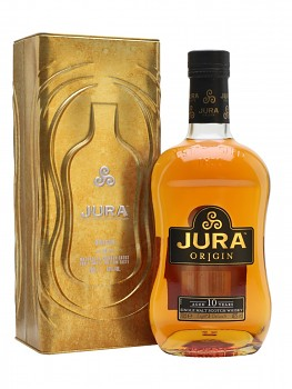 ISLE OF JURA  10YO 0,7l 40% TIN