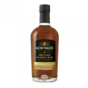MONYMUSK SPECIAL RESERVE RUM 0,7l 40%