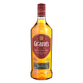 GRANT'S TRIPLE WOOD  1l 40%