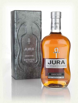 ISLE OF JURA SUPERSTITION TIN 0.7l 43%
