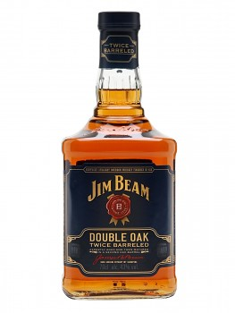 JIM BEAM DOUBLE OAK 0.7L 43%