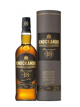 KNOCKANDO 18YO 0,7l 43% obj. GB